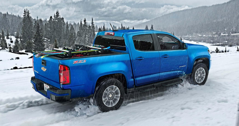 2020 Chevy Colorado Colors, Engine, Redesign, and Price ...