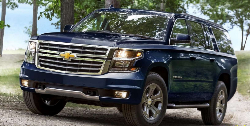 2020 Chevrolet Suburban RST Colors, Redesign, Engine ...
