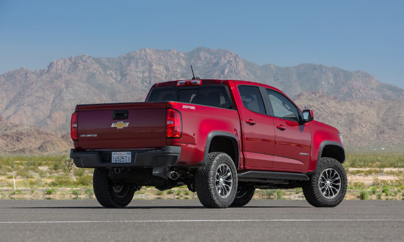 2020 Chevy Colorado Diesel Colors, Redesign, Engine, Price ...