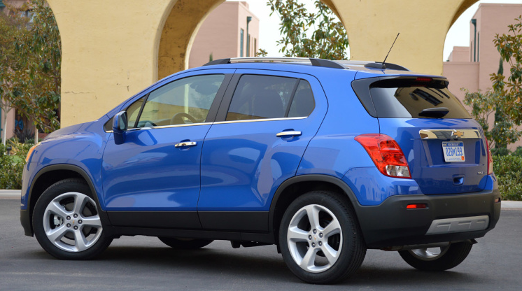2020 Chevrolet Trax LT Colors, Changes, Engine, Price and ...