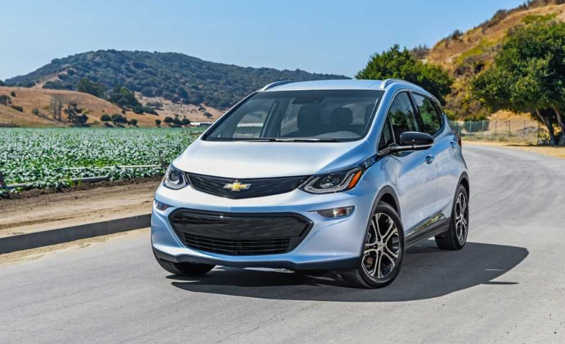 2020 Chevy Bolt Range Colors, Redesign, Engine, Price and ...