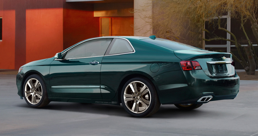 2020 Chevy Monte Carlo Colors, Redesign, Engine, Price and ...