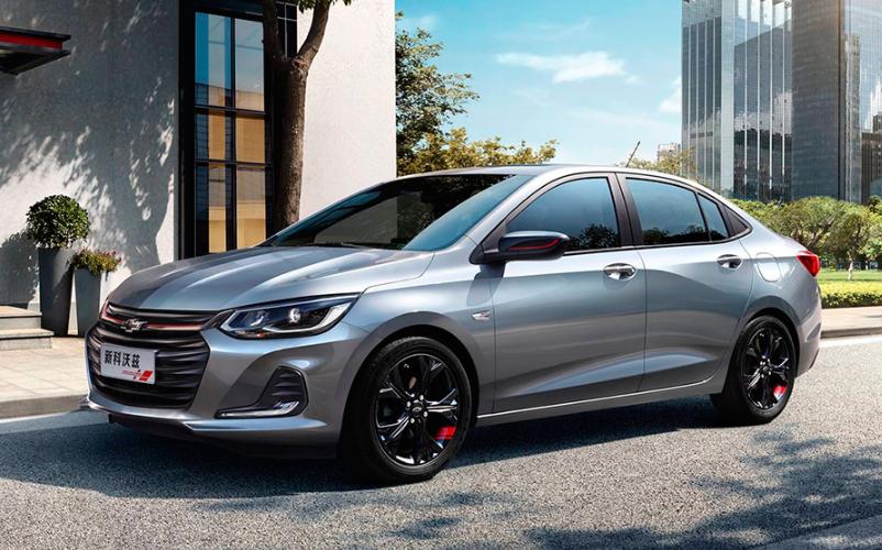 2020 Chevrolet Sonic Hatchback Colors, Redesign, Specs ...
