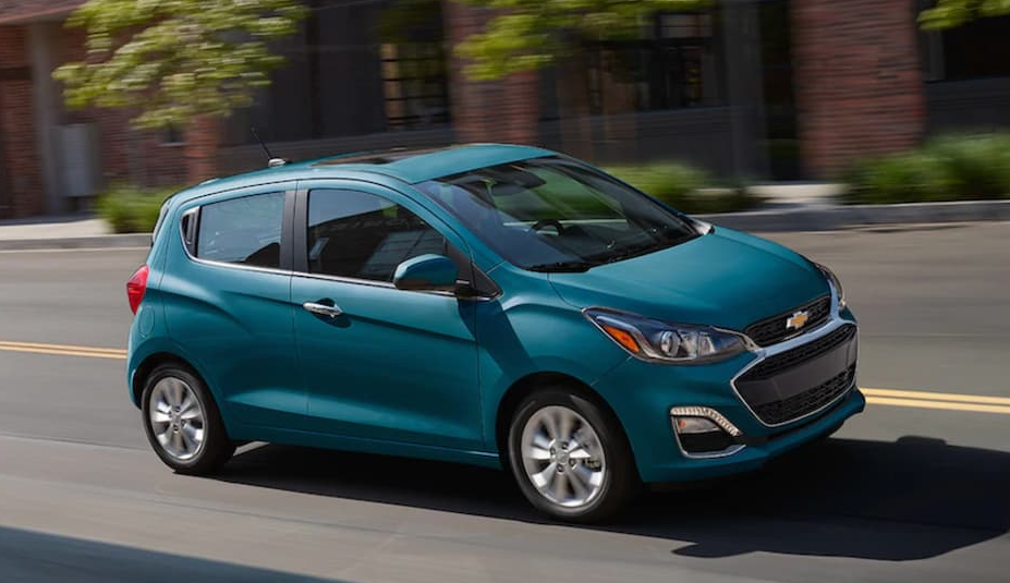 2020 Chevrolet Spark LT Colors, Redesign, Engine, Price ...