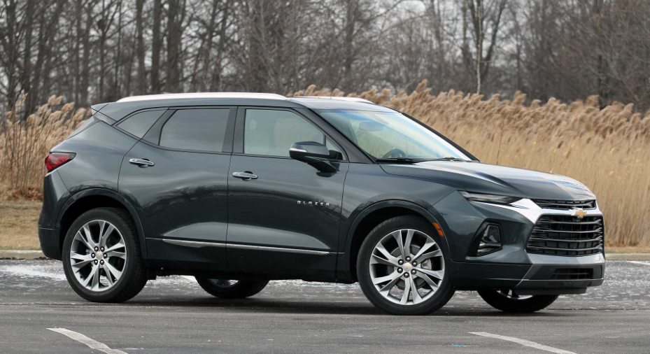 2020 Chevrolet Blazer RS Colors, Redesign, Specs, Release ...
