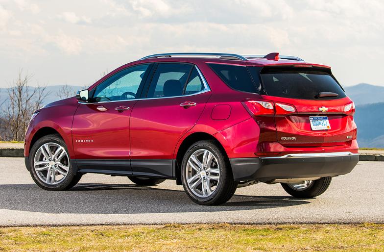 2020 Chevrolet Equinox Hybrid Colors, Redesign, Engine ...