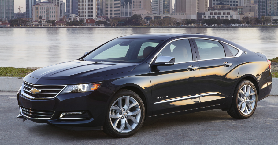 2020 Chevrolet Impala MSRP Colors, Redesign, Engine, Price ...