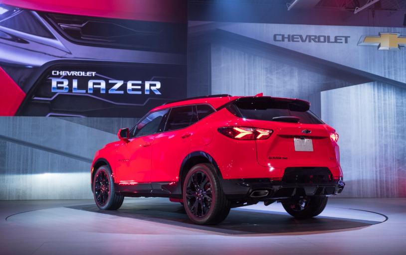 2020 Chevrolet Blazer K5 Colors, Redesign, Engine, Price ...