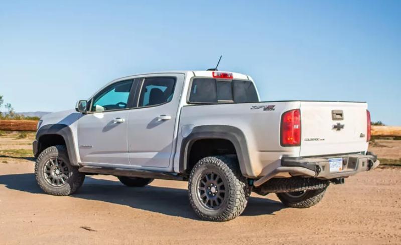 2020 Chevrolet Colorado 3.6L V6 Colors, Redesign, Engine ...