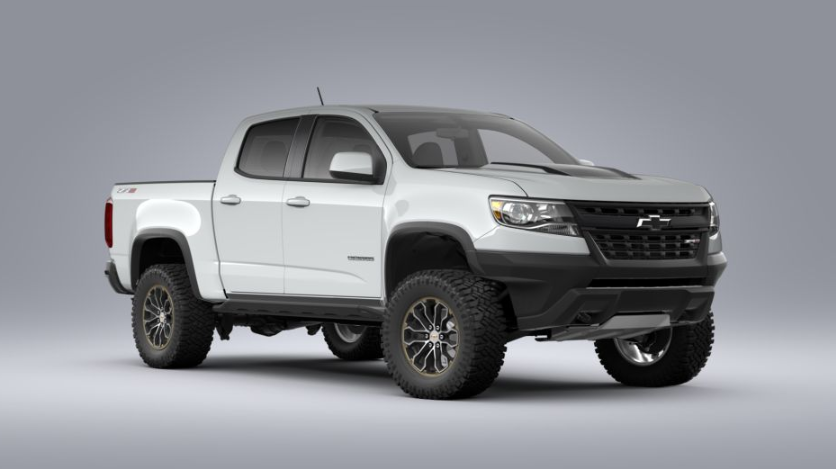 2020 Chevrolet Colorado Extended Cab 4x4 Colors, Redesign ...