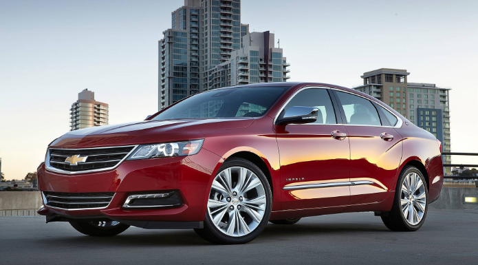 2020 Chevrolet Impala SS Colors, Redesign, Engine, Price ...