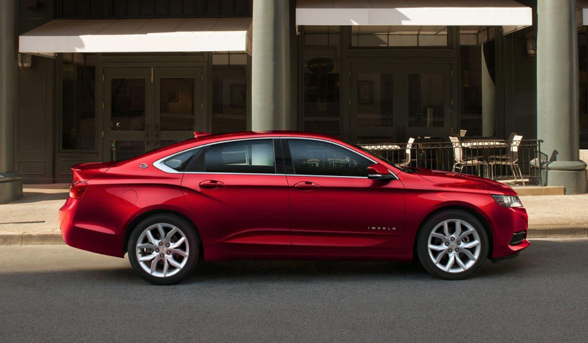 2020 Chevrolet Impala V8 Colors, Redesign, Engine, Release ...