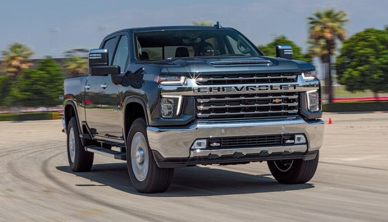 2020 Chevrolet Silverado Z71 Colors, Redesign, Engine ...