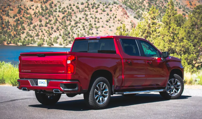 2020 chevrolet silverado rst colors  redesign  engine  release date and price
