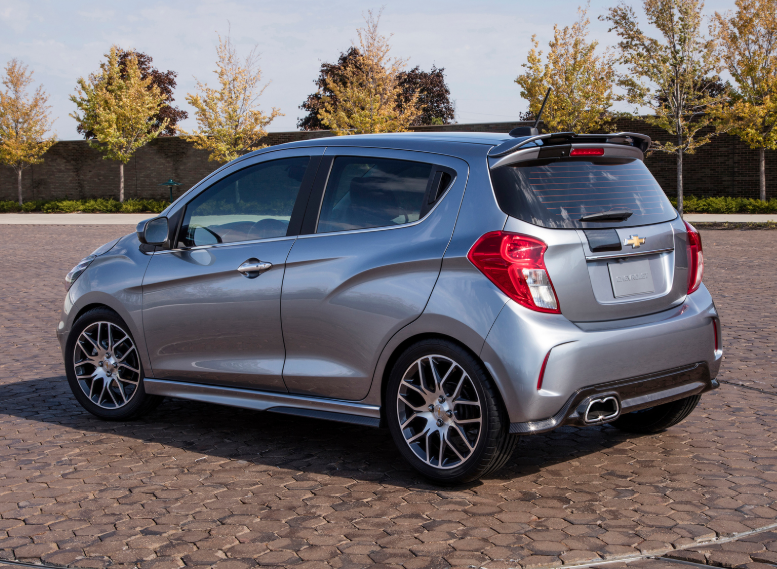 2020 Chevrolet Spark 0-60 Colors, Redesign, Engine ...