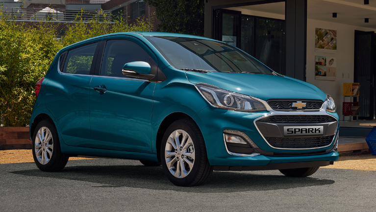 2020 Chevrolet Spark Automatic Colors, Redesign, Engine ...