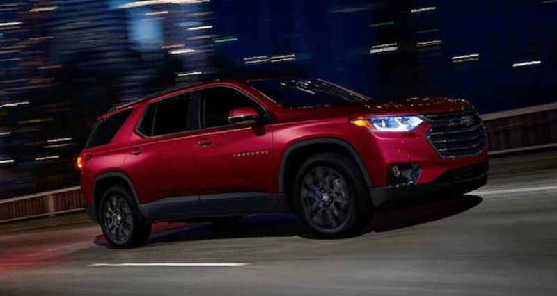 2020 Chevrolet Traverse MPG Colors, Redesign, Engine ...