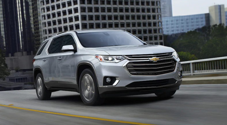 2021 Chevrolet Traverse Configurations Colors, Redesign ...