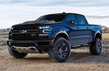 2021 Chevrolet Silverado High Country Colors, Redesign ...