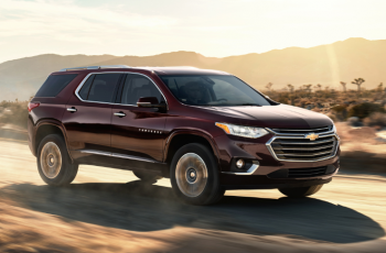 2020 Chevrolet Traverse Hybrid Colors, Redesign, Engine ...