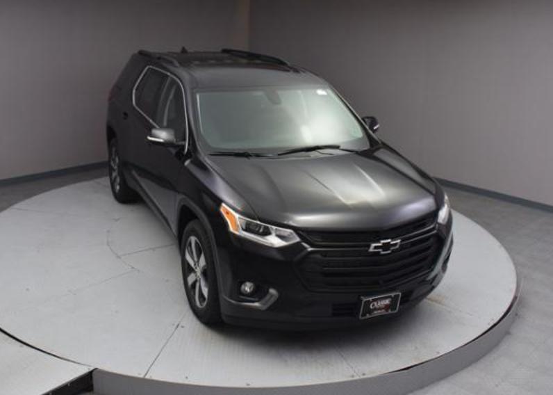 2020 Chevrolet Traverse Vin Colors, Redesign, Engine ...