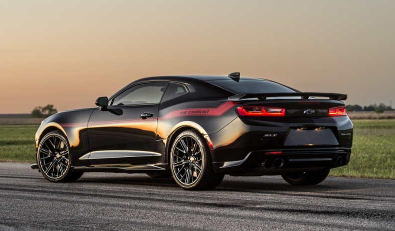 2020 Chevy Camaro Demon Colors, Redesign, Engine, Release ...