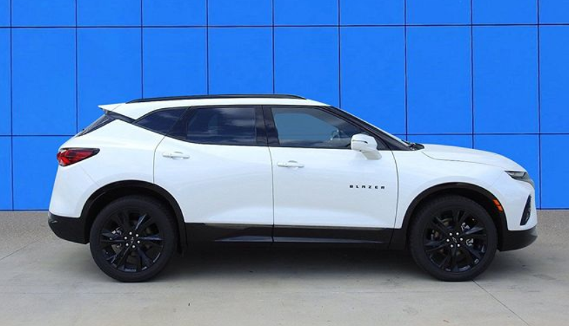 2020 Chevrolet Blazer RS White Colors, Redesign, Engine ...