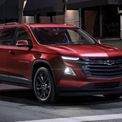 2021 chevrolet traverse colors | 2020 - 2021 Chevrolet