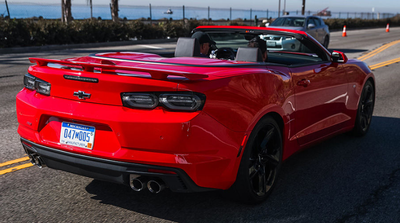 2021 Chevrolet Camaro SS Convertible Colors, Redesign ...