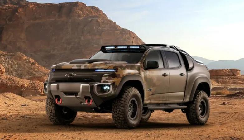 2021 Chevrolet Colorado Duramax Colors, Redesign, Engine ...