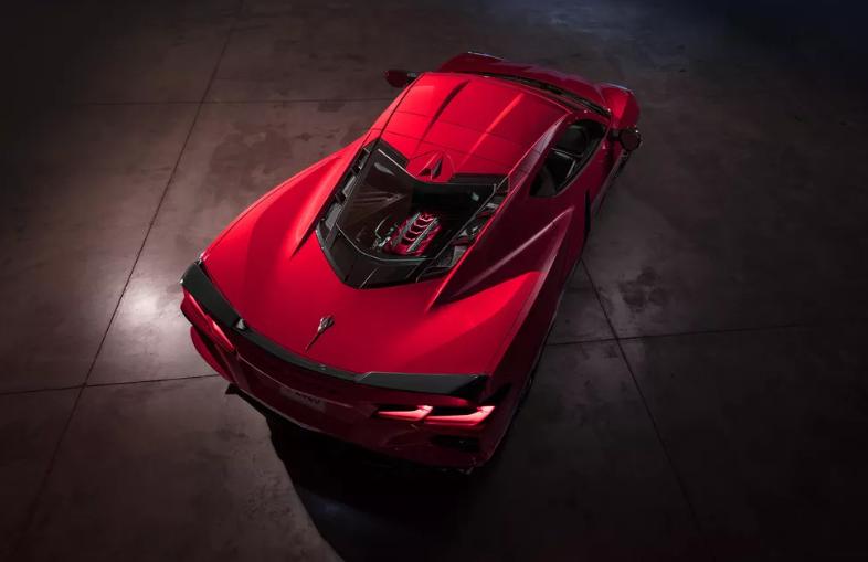 2021 Chevrolet Corvette C8 Customize Colors, Redesign ...