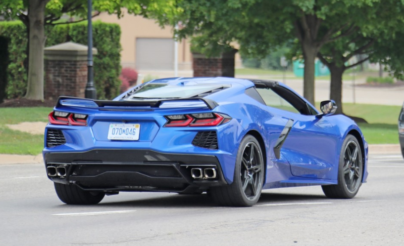 2021 Chevrolet Corvette Gas Mileage Colors, Redesign ...