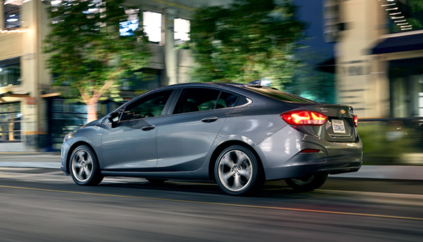 2021 chevrolet cruze mpg colors redesign engine release