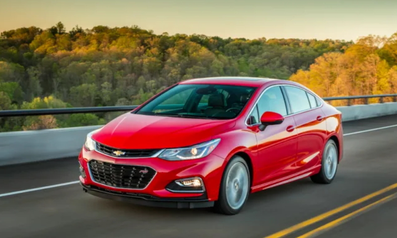 2021 Chevrolet Cruze MPG Colors, Redesign, Engine, Release ...