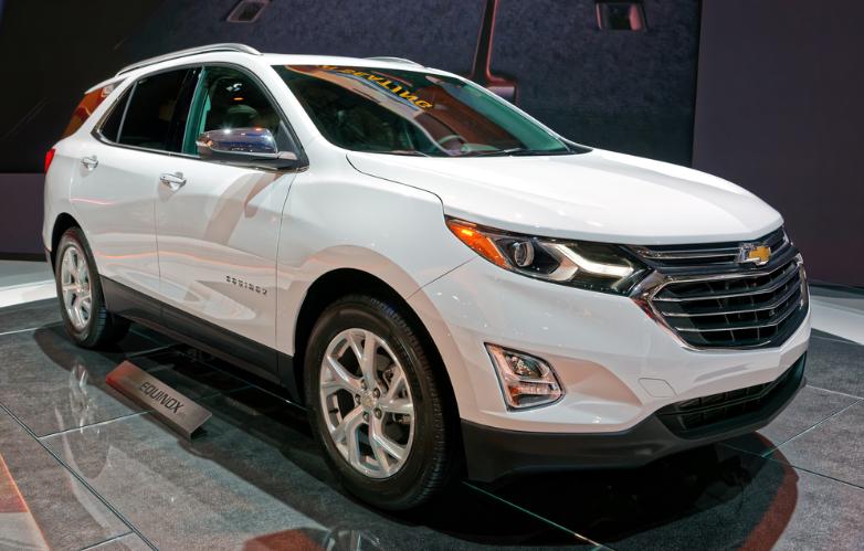 2021 Chevrolet Equinox LS Colors, Redesign, Engine ...