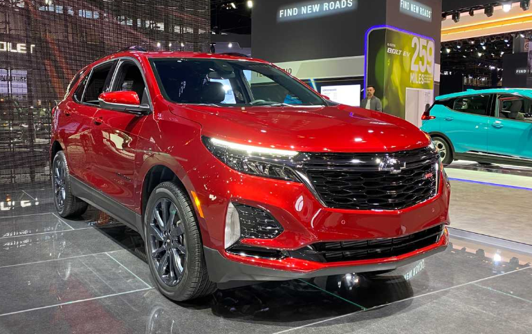 2021 Chevrolet Equinox LT Colors, Redesign, Engine ...