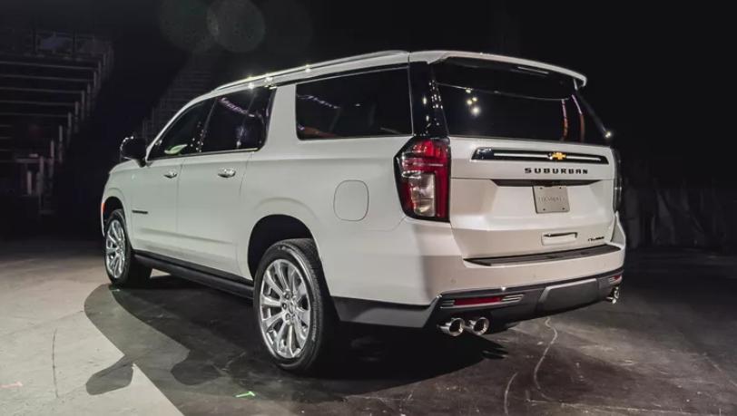 2021 Chevrolet Suburban Premier Colors, Redesign, Engine ...