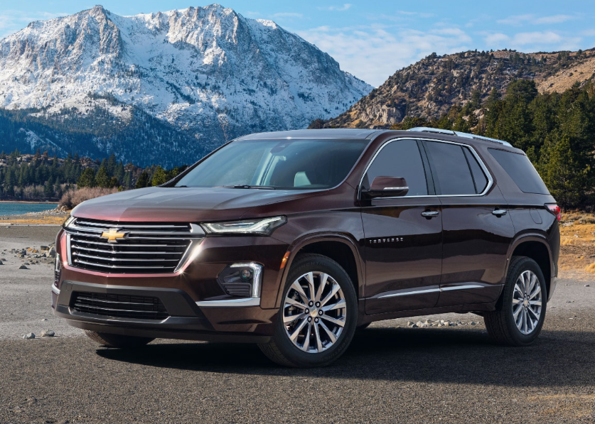 2021 Chevrolet Traverse LS Colors, Redesign, Engine ...
