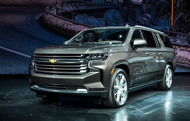 2021 Chevy Suburban Diesel Colors, Redesign, Engine ...
