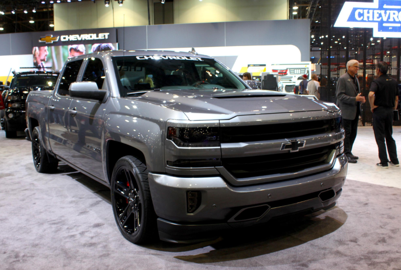 2021 Chevrolet Silverado HD High Country Colors, Redesign ...