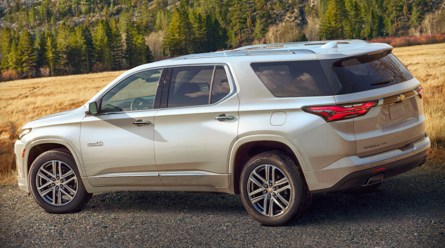 2021 Chevrolet Traverse AWD LS Colors, Redesign, Engine ...