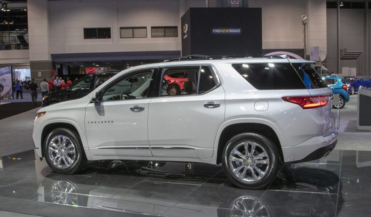 2021 Chevrolet Traverse AWD Colors, Redesign, Engine ...