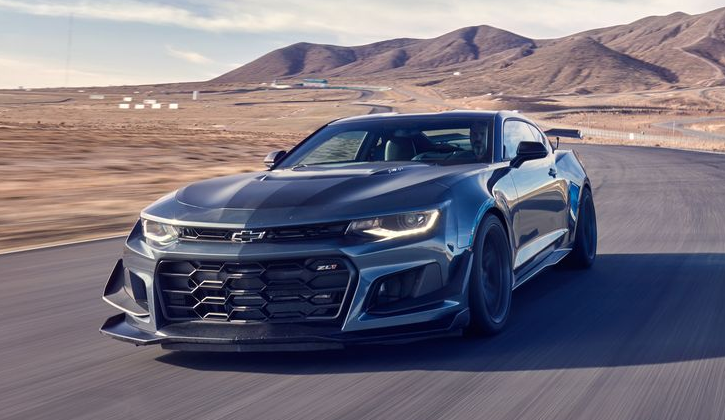2021 Chevy Camaro Green Colors, Redesign, Engine, Release ...