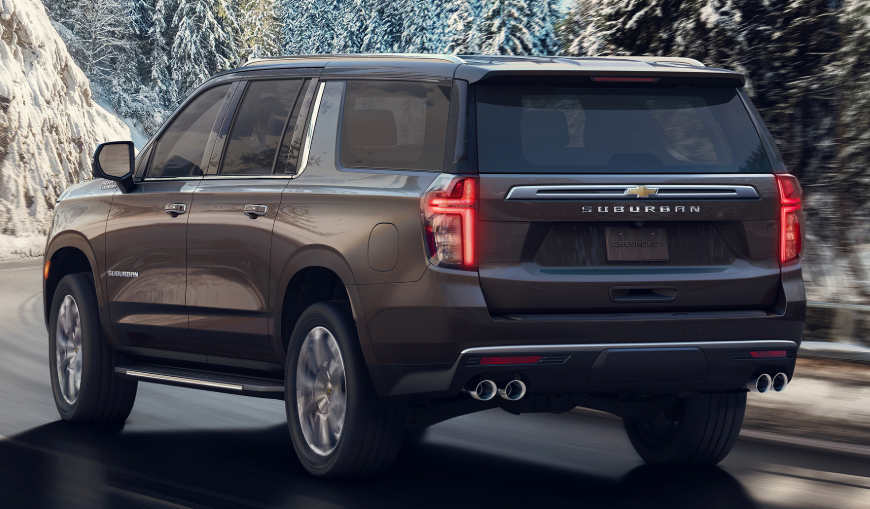 2021 Chevy Suburban Hybrid Colors, Redesign, Engine ...