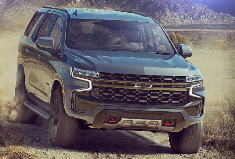 2021 Chevy Tahoe Midnight Edition Colors, Redesign, Engine ...